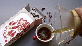 Original Coffee je chuťovým i vizuálním zážitkem v centru Prahy