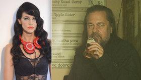 Andrea Pomeje o rozchodu s Jirkou: Desítky let zapíjí stres alkoholem. Už to nezvládám...
