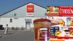Penny Market nabízel v akci polské konzervy bez masa. Šokoval i inspekci