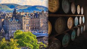 Divoké a vzpurné Skotsko: Sedm míst, kam prostě musíte!