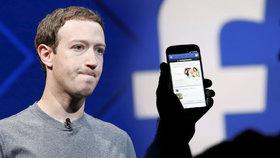 Zuckerberg přišel o 350 miliard. Akcie Facebooku rekordně klesly