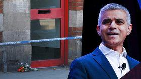 Z Londýna je město vražd? Během týdne zemřelo 5 lidí, popraveni byli i teenageři