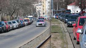 Rozšiřování parkovacích zón v Praze 4: Radnice zve na sérii veřejných diskuzí