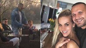 Rytmus po krachu vztahu s Darou: Dostaveníčko na břehu Dunaje!