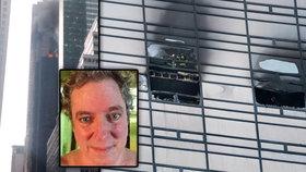 Obchodník, který uhořel v Trumpově mrakodrapu, prý bydlení u něj nenáviděl