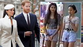 Harryho snoubenka Meghan Markle: Herečkou byla už na základní škole!