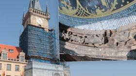Vzkaz budoucím generacím i skryté sochy. Rekonstrukce Staroměstské radnice odhalila tajemství