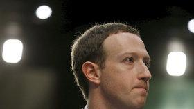 Facebook dostal v USA pokutu přes 110 miliard korun. Porušil ochranu soukromí