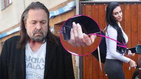 Andrea Pomeje už odhodila snubák! To na zlepšení vztahu s Jirkou nevypadá