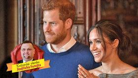 Královská rodina 6 týdnů před svatbou: Výchova princezny, posilování prince