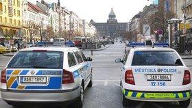 Služebny strážníků a policistů se dočkají oprav: Praha na ně dá městským částem desítky milionů