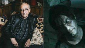 Juraj Herz (†83) před smrtí pokoušel záhrobí: Povolal vymítače ďábla!