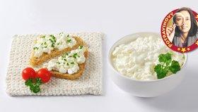 Test čerstvých sýrů cottage: Výrobci si určují kvalitu sami! Výsledek? Plavou v kelímku