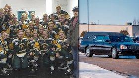 Pohřben první z 16 juniorů: Kanada se loučí s oběťmi děsivé nehody hokejového týmu