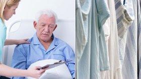 """Pacienty svírá """"pyžamová paralýza"""", varuje zkušená zdravotní sestra a chce změnu"""