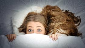 Nemůžete spát? Možná patříte mezi nejhorší spáče horoskopu.