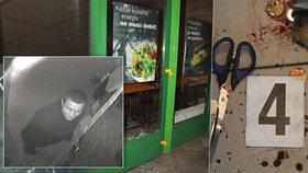 Tři vloupání za jedinou noc! Na Černém Mostě řádil nešikovný zločinec, zůstaly po něm krvavé stopy