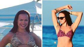 Neuvěřitelná proměna Kamily Nývltové: O 15 kilo lehčí a šťastná!