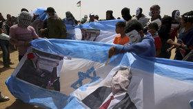 Islámské země: Pošleme na palestinská území ochranné síly