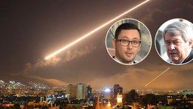 """U Zemana úder na Sýrii """"nevydýchali"""". Ovčáček útočí na Trumpa i novináře"""