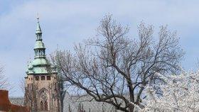 »Léto« v Praze zůstane do středy. Koncem týdne se bude pozvolna ochlazovat
