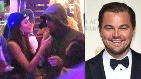 Jako dvě hrdličky! Leonardo DiCaprio si na festivalu tajně užíval s mladou přítelkyní