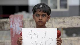 """Dívku (12) dva roky znásilňovali a platili rodině. """"Promiň, mami,"""" vzkázala domů"""