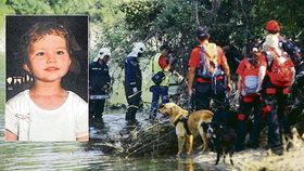 Matka nechala Simonku (†3) utopit v řece a lhala, že ji někdo unesl. Lidé ji stále nenávidí