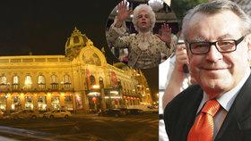 Praha uctí Miloše Formana večerem v Obecním domě. Na počest svého čestného občana uvede Amadea