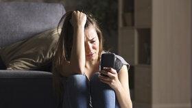 Na dovolené se Pavle do mobilu stáhl virus: Měsíční vyúčtování jí vyrazilo dech!