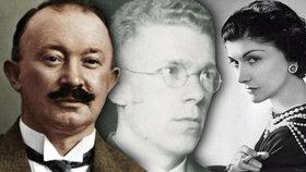 Kostlivci ve skříni: Doktor Asperger vraždil děti, Hugo Boss šil nacistům a Chanel donášela
