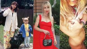 Jak šel čas s Kateřinou Kairou Hrachovcovou: Z nudné myšky potetovanou bláznivkou
