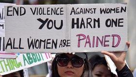 Jedno znásilnění každých 15 minut. Ženy v Indii zažívají peklo, útočníci nejsou trestáni