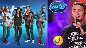 Autor hitu Pošta v SuperStar skončil a diváci propukli v pláč! Bez tebe to není ono, vzlykají
