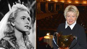 Pyšná princezna Alena Vránová (85): Operace! 90 minut v narkóze!