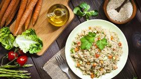 Quinoa: Zázrak na hubnutí, nebo další planá naděje?