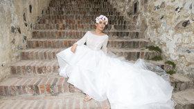 Eva Decastelo řádila ve svatebním! Chci se znovu vdávat, prohlásila