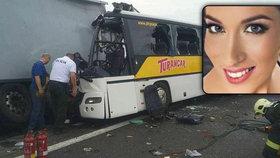 Tragická nehoda autobusu: Se známým režisérem (†44) zemřela i mladá kráska (†29)
