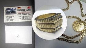 """V Praze řádí """"zoufalí"""" cizinci: Za půjčení peněz nabízejí falešné šperky, pak se vypaří"""