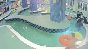 Hrůza jako v Liberci: Chlapce (12) přisál odtok bazénu. Pod vodou byl 9 minut, ale přežil!