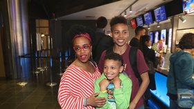 Tonya Graves se pochlubila syny: Její puberťáci jakoby jí z oka vypadli!