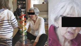 Rodina si může oddechnout: Babičku Boženku našli živou! Byla ale podchlazená