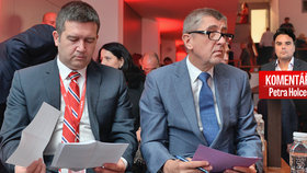"""Komentář: ANO a ČSSD jdou vládě vstříc. Teď jde o """"maso"""" pro komunisty"""