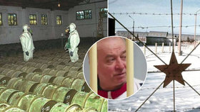 Zahlazuje stopy? Putin nechal zbourat chemickou základnu, kde byl vyráběn novičok