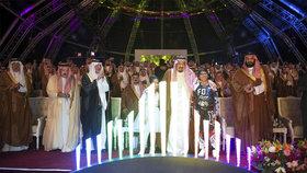 """Saúdská Arábie bude mít svou verzi Disneylandu, král pokynul """"městu zábavy"""""""