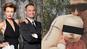 Tanečník ze StarDance Marek Dědík si vytetoval syna na ruku a promluvil o svatbě!