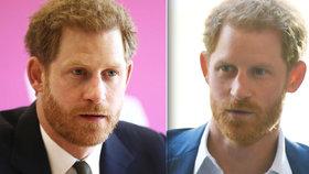Princ Harry se ztrácí před očima: Meghan ho nutí držet dietu!