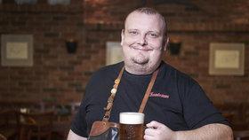 Vyučený truhlář zvítězil v soutěži výčepních a otevřel si vlastní restauraci