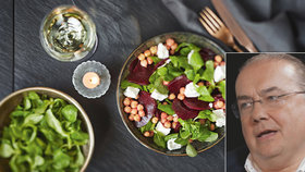 Jídlem proti rakovině. Změna stravování uleví i při těžkých nemocích, míní lékař