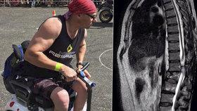 Vteřina, kvůli které nejznámější vozíčkář Česka spáchal sebevraždu. Bolest už nedokázal snést